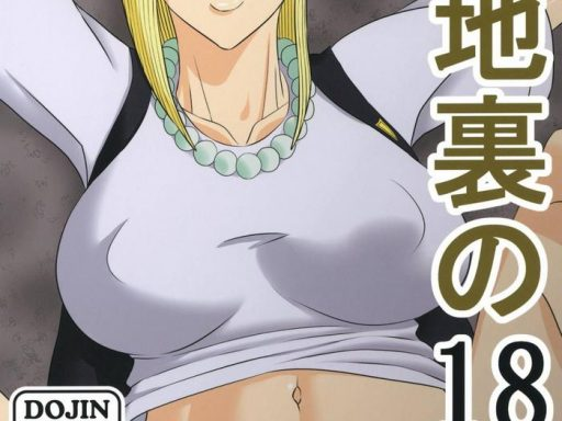 rojiura no 18 gou back alley number 18 cover
